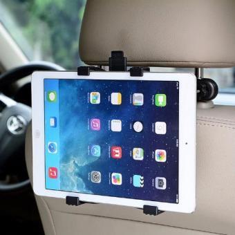 Bộ giá đỡ Ipad, máy tính bảng sau ghế xe ô tô tiện lợi, chắc chắn IP01 C586 (Đen)