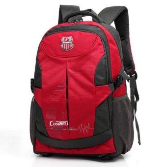 Ba lô cao cấp CoolBell CB3306 (Đỏ)