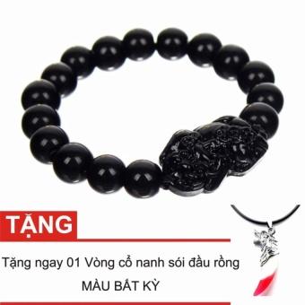 Vòng Tay Tỳ Hưu Nam Phong Thủy Tài Lộc PT93
