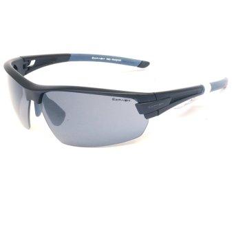 Kính mát nam Exfash EF 4780 913 (Đen xanh) + Tặng 1 bộ tua vít sửa kính