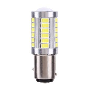 2PCS High Power S25 BAY15D 1157 3SMD Brake Lights - Intl - intl