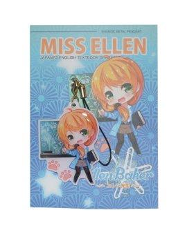Móc khóa Anime dễ thương Shamoe New Horizon - Ellen Baker