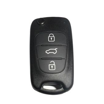 Vỏ chìa khoá dùng cho xe Kia Morning, Cerato, Forte, Caren.. Mishop Mishop3 (Đen)