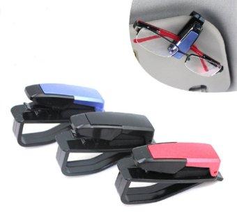 Dụng cụ kẹp kính trên xe ô tô HQ034 (Xanh dương)