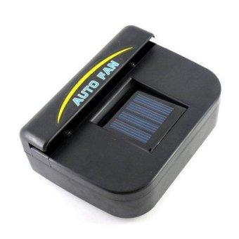 Quạt tản nhiệt xe chống nóng thông khí cho xe hơi Auto Fan (đen)