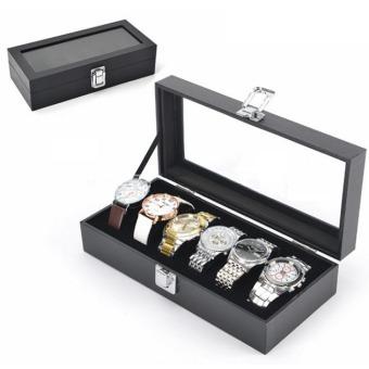 Hộp đựng đồng hồ đeo tay 6 ngăn WB6c.01