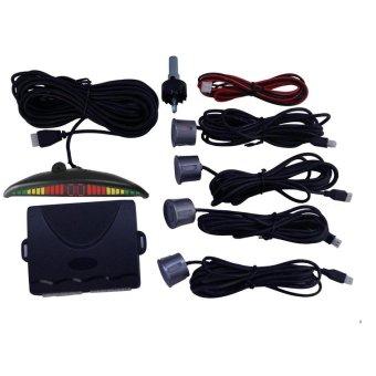 Bộ cảm biến lùi và cảnh báo va chạm SENKA Parking Sensor SK811B (đen)