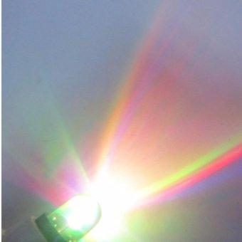 05 Bóng đèn tap lô xi nhan xe công tơ mét máy ô tô 12V Đènflash màu;