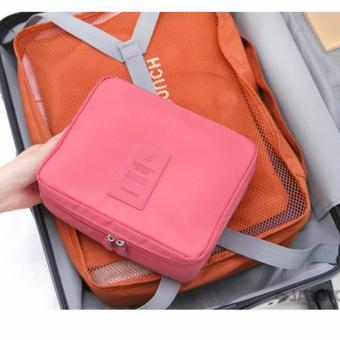 Túi đựng đồ cá nhân dành kim phat (Hồng)