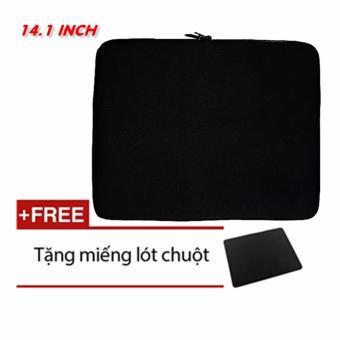 Túi Chống Sốc Laptop 14.1 Inch + Tặng 1 Bàn Di Chuột