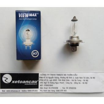 Bóng đèn H7 12V 100W (not 3 base type) H7.100W -Nhập khẩu Hàn Quốc- Xe Toàn Cầu