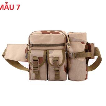 Túi đeo hông cao cấp, du lịch, đi phượt, đi thể dục