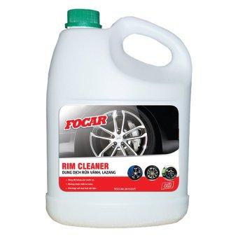 Dung dịch tẩy vành lazang Focar Rim Cleaner 4L