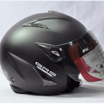 Mũ bảo hiểm GRS A27k Đen nhám