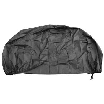 Motorcycle Waterproof Polyester Bike Cover Outdoor Indoor Protector XXXL - Intl