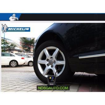 Máy bơm lốp xe đa năng MICHELIN 12264 (Đen)