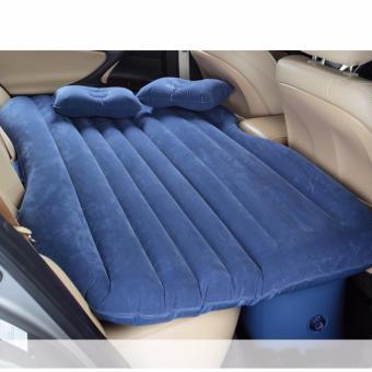 Giường hơi ô tô Smart (vải Nhung xanh)