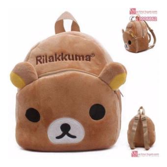 Balo hình gấu Rilakkuma - loại nhỏ ( bé 0-2 tuổi )