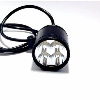 Đèn pha LED CREE trợ sáng L4 cho xe máy 30W Hv shop ( sáng trắng)