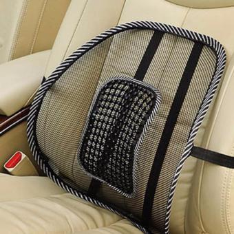 Tấm lưới tựa lưng chống nóng ghế ô tô, ghế văn phòng tiện dụng