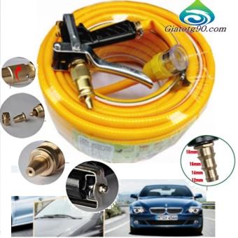Bộ dây và vòi xịt tăng áp lực nước 300% loại 10m 206400