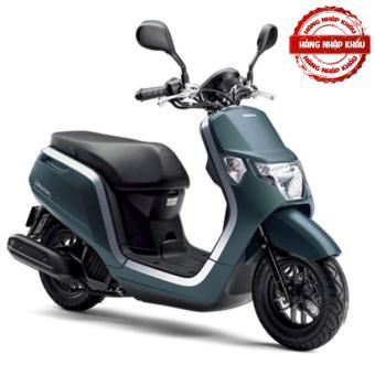 Xe tay ga Honda Dunk 50cc 2016 (Xanh nhám) - Hàng nhập khẩu