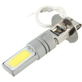 H3 80W Cree LED Car fog Tail Head Light Driving Lamp DRL Bulb Xenon White - intl