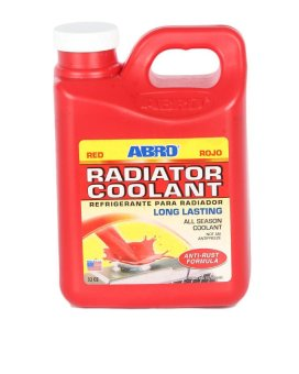 Nước Làm Mát động cơ ô tô xe máy Abro Coolant (Đỏ)