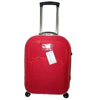 Vali du lịch LA 4 bánh xoay 360 độ 5.5 tấc ( Đỏ )
