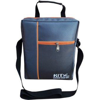 Túi Ipad KiTy Bags DX02 (Xám cam)
