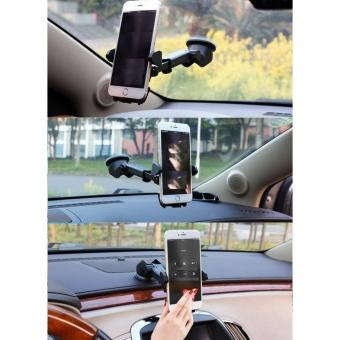Đế kẹp điện thoại trên xe hơi - Giá đỡ điện thoại ô tô S9 cao cấp, Bám cực chắc, Cực bền, Giá rẻ nhất , mẫu mới nhất.