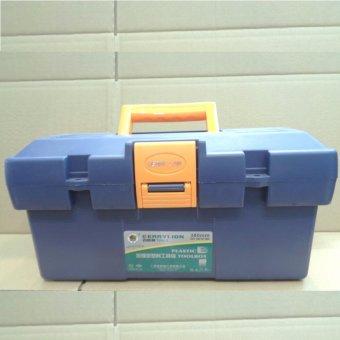 Thùng đồ nghề nhựa nhỏ Berrylion 380mm - 100101380