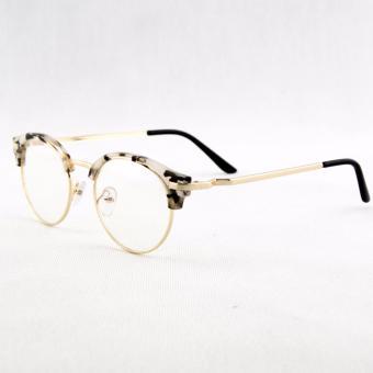 Kính mắt giả cận nữ dáng mắt mèo - 1006Apparel 2017mkc09doimoi ( Trong Tráng Gương )