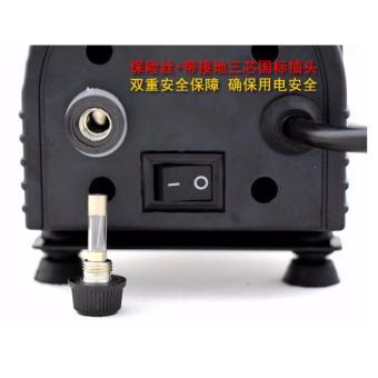 Bơm lốp xe gia đình chạy điện 220V