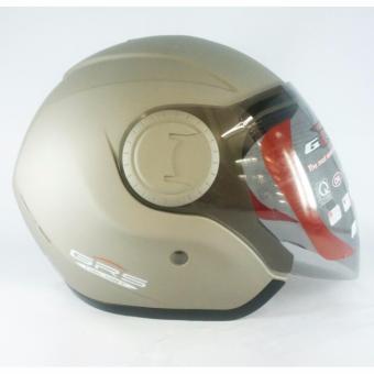 Mũ bảo hiểm GRS A649K (Xám nhám)