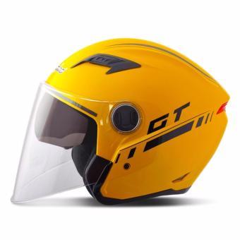 Mũ bảo hiểm Andes Blade B639 (Vàng GT)