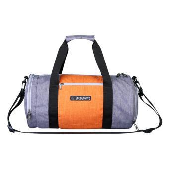Simplecarry túi xách tập GYM và du lịch Grey/Orange