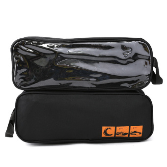 Túi đựng giày du lịch tiện ích (Đen)