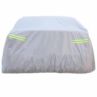 Bạt phủ ôtô 2 lớp oto 7 chỗ siêu nhẹ SU7(size YXL)