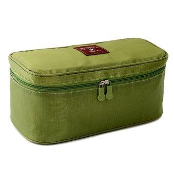 Túi Đựng Đồ Lót Đa Năng Monopoly Underwear Pouch ( xanh rêu)