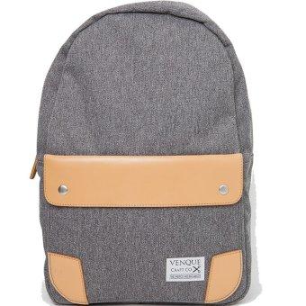 Ba lô Venque Classic Backpack (Xám)