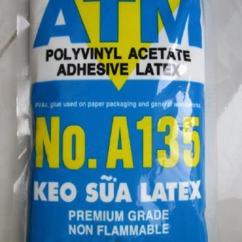 Keo sữa dán giấy, gỗ, simili ATM A135