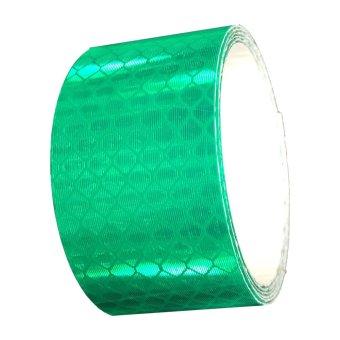 Băng keo phản quang kim cương cho xe 3M 4907 Diamond Grade DG3 Reflective Sheeting 30mmx1m (Xanh Lá)