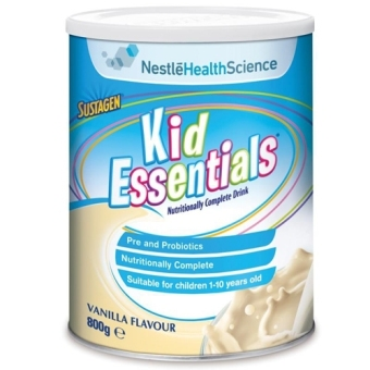 Sữa Nestle Sustagen Kid Essentials 800g