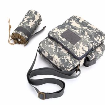 Túi đeo chéo 511 có bình đựng nước (ACU)