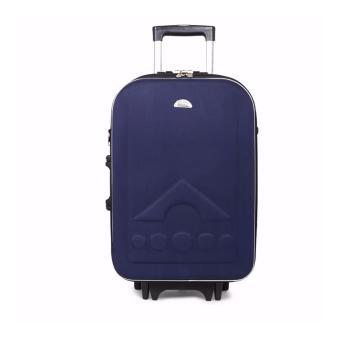 Vali du lịch xác tay Biti 20 inch màu xanh navy trơn