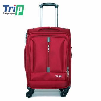 Vali Vải TRIP P031 Size S - 20inch (Đỏ đô)