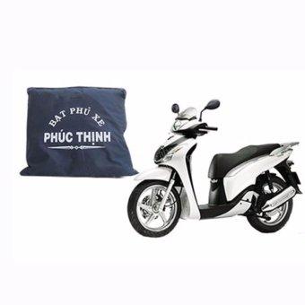 Bạt phủ xe máy vải dù chống thấm nước cho xe môtô, SH..