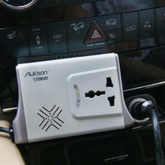 Bộ chuyển đổi nguồn điện 12V sang 220V trên ô tô