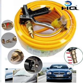 Bộ dây và vòi xịt tăng áp lực nước 300% loại 10m HQ 4TI00